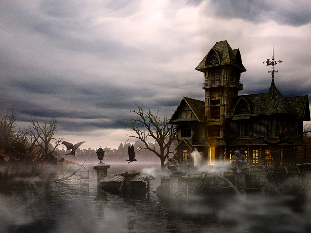 Страшных фото призраков и духов (обновлено